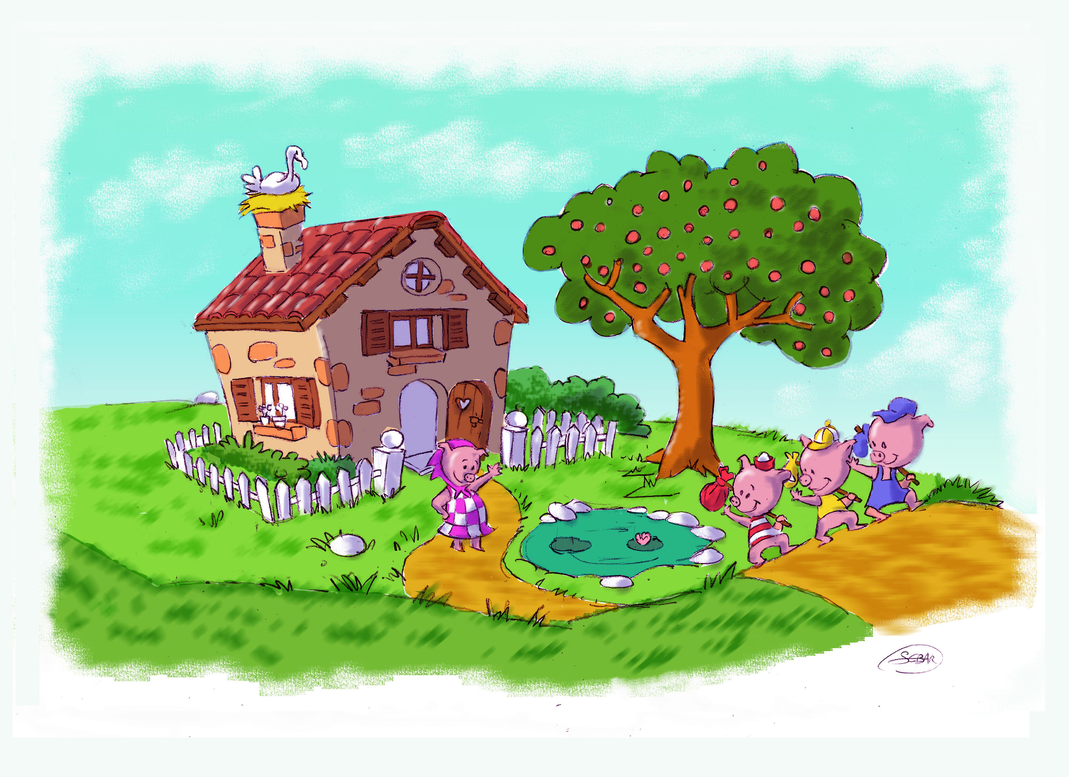 illustrations petite enfance