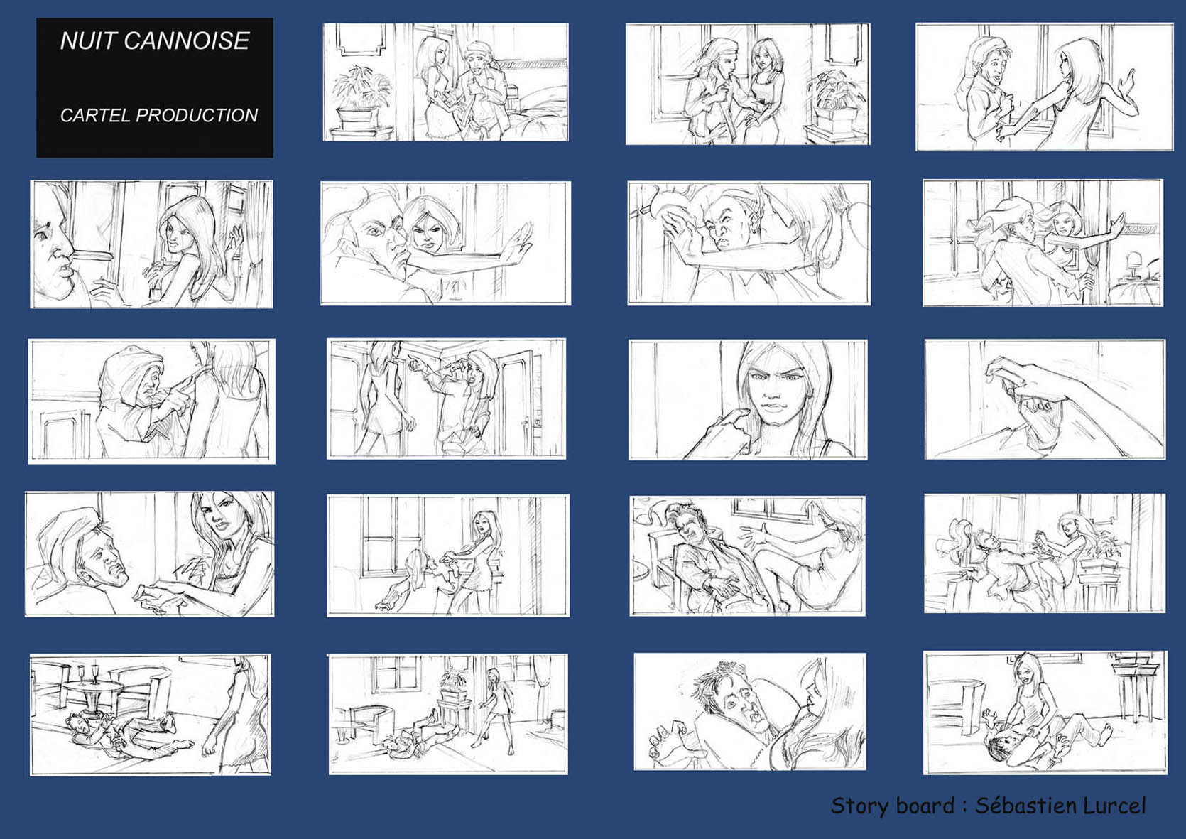 nuit cannoise planche 1-book