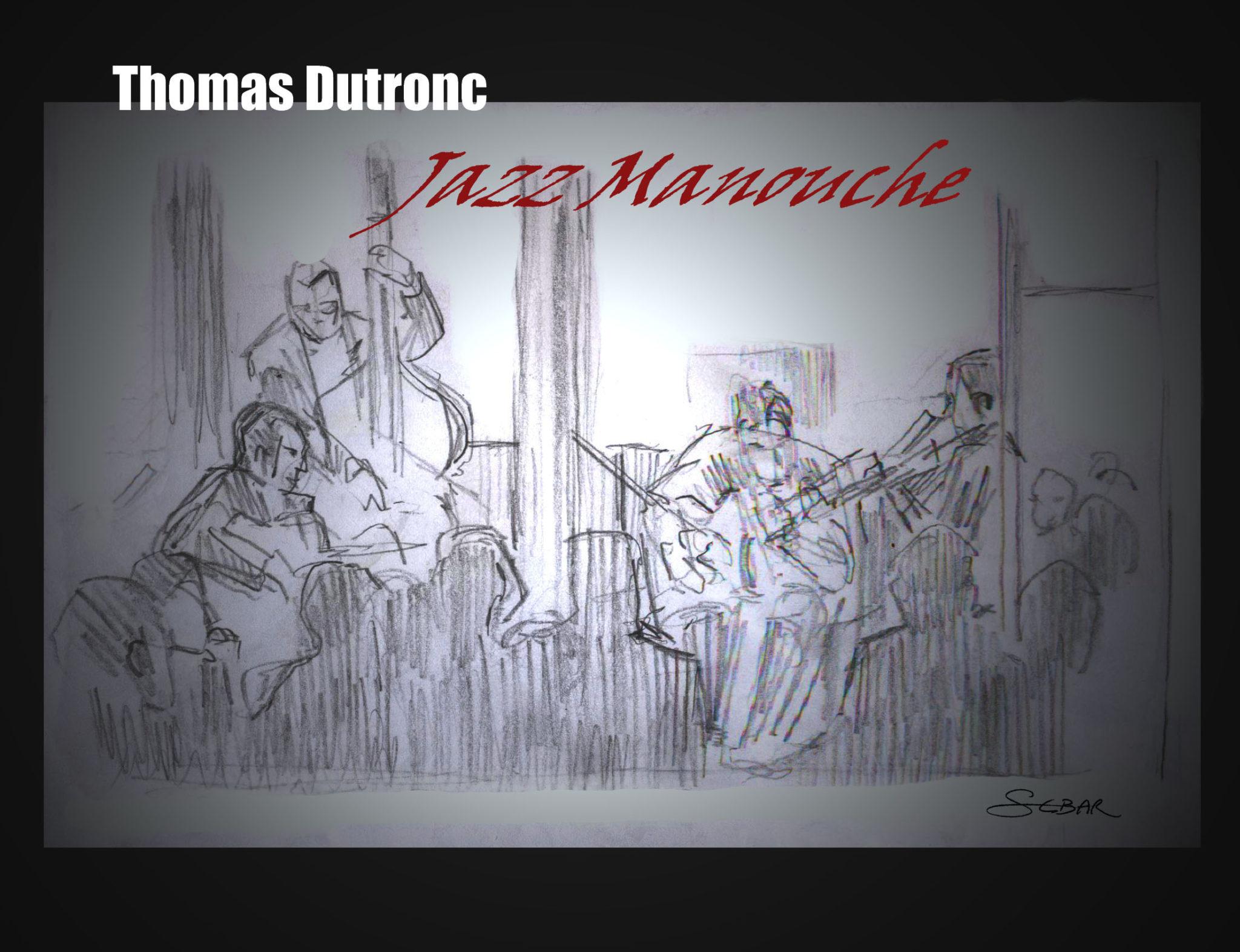 jazz manouche dutronc